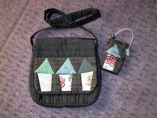 ハウスのショルダーバッグ
